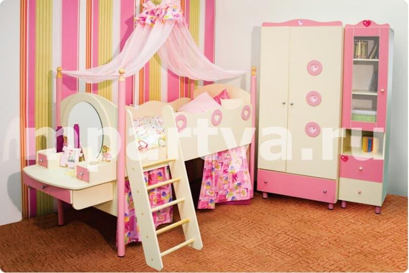 38 попугаев детская мебель