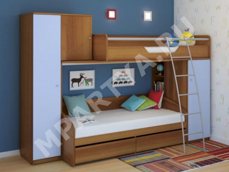 двухъярусная кровать для детей фото цена