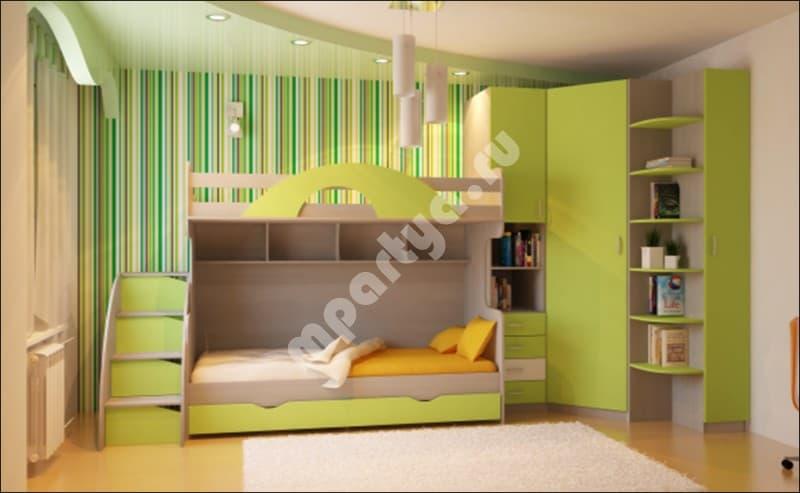 Мебель для детей для двоих